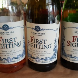 Stranveld First Sighting Wines